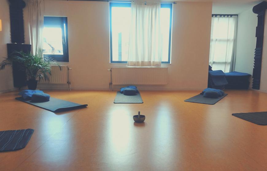 Nieuw bij Lotus Touch: yoga lessen