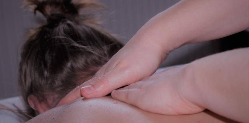 Vanaf 3 maart weer massage!