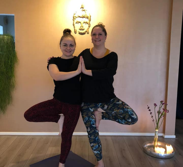 Workshop duo yoga