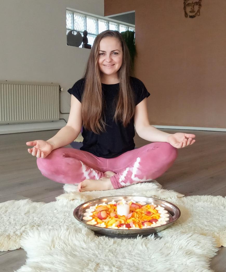 Live online les Yoga&Zelfmassage 16 mei